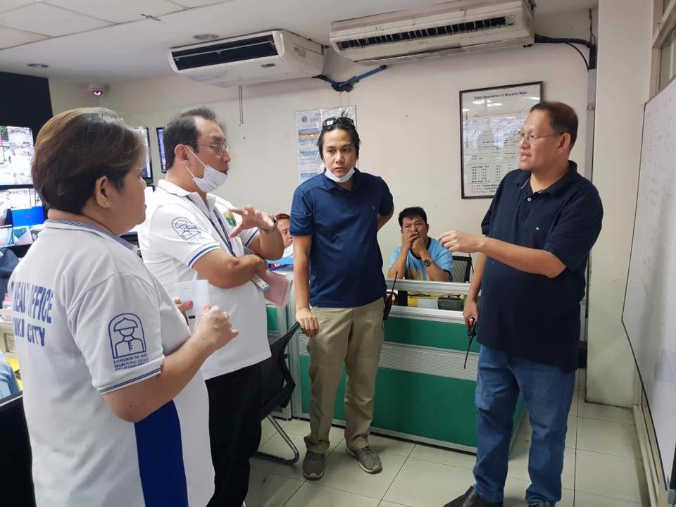 Patuloy Pinag Iingat Mayor Ang Mga Marcy Na Marikenyo